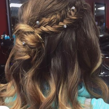 Fish tail braid by Greer