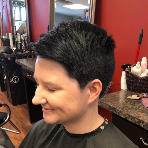 short pixie by kay