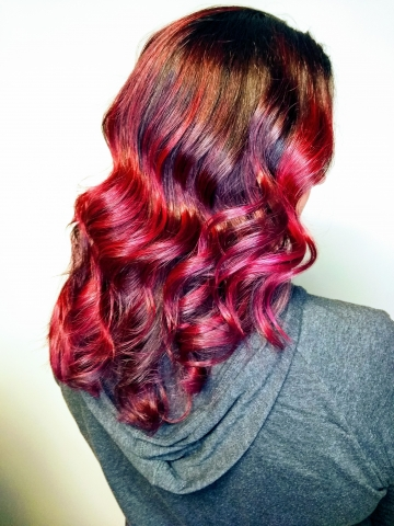 Cherry red by kayla