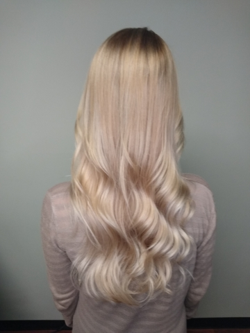pearl blonde by kayla