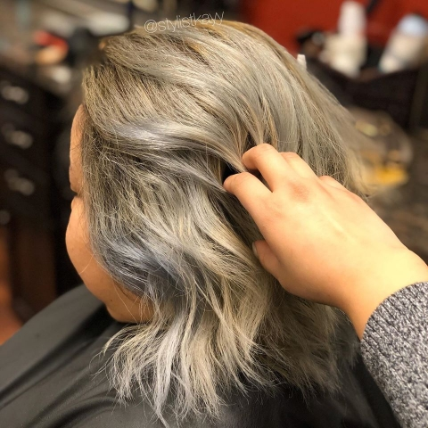 steel gray by kay
